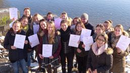 Q-Zertifikat für unsere Studierenden aus dem Studiengang Gesundheits- und Tourismusmanagement