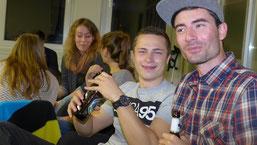 Die Erstsemesterparty hat Tradition am Bodensee Campus, hier macht studieren Spaß
