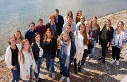 Studienbeginn am Bodensee Campus