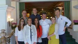 Das Hotel Traube Tonbach ist ein wichtiger Partner für den Bodensee Campus im Studiengang Tourismusmanagement
