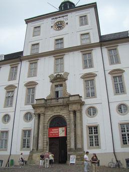 Bild: Schloß Gottdorf in Schleswig