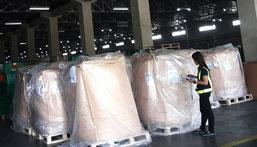 Cargo checking