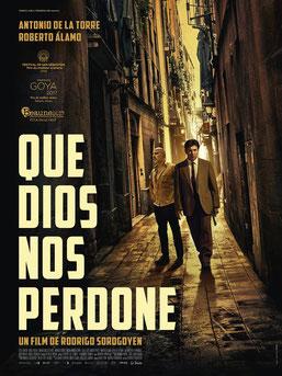 Que Dios Nos Perdone de Rodrigo Sorogoyen - 2016 / Thriller