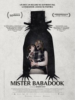 Mister Babadook de Jennifer Kent - 2014 / Epouvante - Horreur