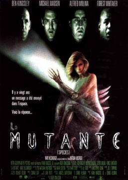 La Mutante de Roger Donaldson - 1995 / Science-Fiction