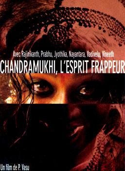Chandramukhi - L'Esprit Frappeur de  P. Vasu - 2005 /Comédie - Horreur