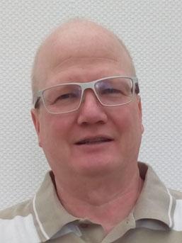 Unser Kassenwart: Jürgen Hochholz