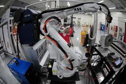 robots, robotics, robotic welding and cutting, robotic arc welding