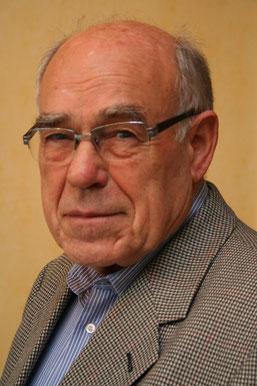 Volker Vömel wird 80. Foto: Horz