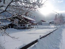 Ferienwohnung Schönau am Könugssee mit liebevoller Dekoration