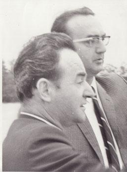 Robert Marteau et Miodrag Pavlovic, 1970 © Tous droits réservés