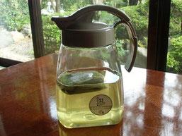 水出し茶をエンバランス容器でどうぞ!