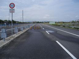 三重県運転免許センター障害物