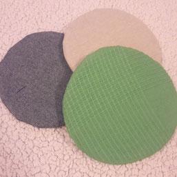 Frisbee jeans, beige, grün