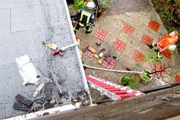 Bild: Feuerwehr Gleichen