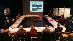 Workshop zur Verbesserung des Findorfftunnels