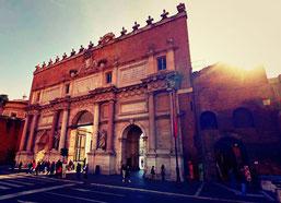 Porta Flaminia detta anche Porta del Popolo