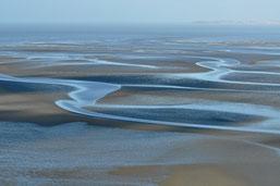 La Baie du Mont Saint Michel, entre normandie et Bretagne