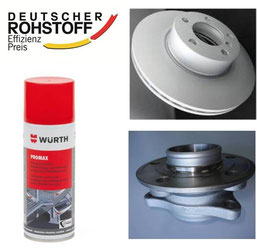 Deutscher Rohstoffeffizienz-Preis für lösungsmittelbasierte silberne Zinklamellenbeschichtung