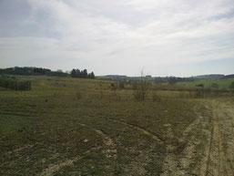 kaum bebautes Gewerbegebiet in Oberberg