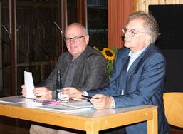 Pfarrer Weichert, Kirchenkreis an der Agger und Dr. Kessler (WI)