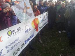 Die Aktiven des Klimabündnis Oberberg (mg)