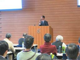 昨年2月、千葉県主催のセミナーでも同趣旨の講演を行い、好評を博しました。