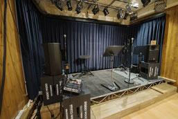 シード音楽教室 発表会会場