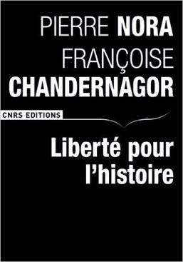 P. Nora, F. Chandernagor (DR)