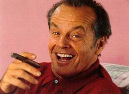 Jack Nicholson, Soleil carré à Pluton