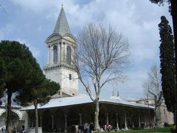 pavillon du Divan surmonté de la Tour de la Justice