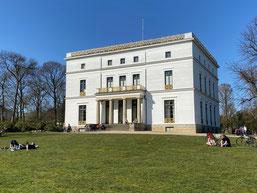 Jenisch Haus im Jenisch Park