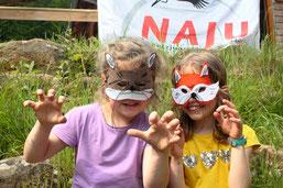 Wilde Tiere beim NABU-Camp, Foto: NABU