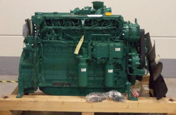 engine motor moteur Volvo