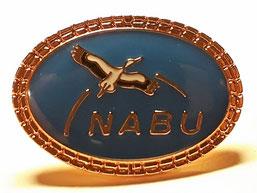 NABU-Ehrennadel in Bronze für Dr. Michael Richter. Da er bei der Mitgliederversammlung nicht anwesend war, wird ihm die Auszeichnung zu einer anderen Gelegenheit überreicht. Foto: René Sievert