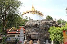 Unsere Tour Bangkok Alternativ führt Sie zu Zielen wie China Town und den Golden Mount.