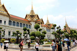 Our Bangkok Tour takes you to the touristic highlights and other sights of Bangkok