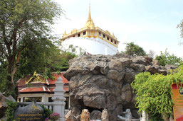 Our alternative Bangkok tour takes you to destinations such as China Town and the Golden Mount.