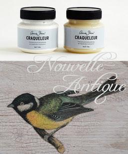 Annie Sloan Craqueleur für den Antik-Look auf Kreidefarbe,Annie Sloan Chalk Paint und chalkpaint