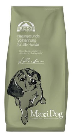 "Reico Trockenfutter für Hunde ""MaxiDog® Olymp"""