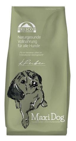 """Reico Trockenfutter für Hunde """"MaxiDog®"""""""