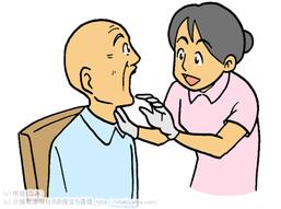 八戸 訪問診療 歯科 口腔ケア 誤嚥性肺炎