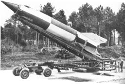 Een V2 in test uitvoering
