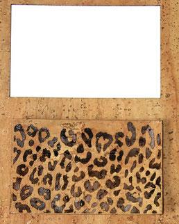 Découpe et gravure laser sur liège
