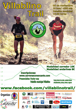 II VILLABLINO TRAIL - Villablino, 05-11-2017