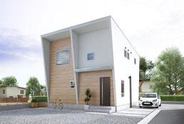 戸建住宅パース
