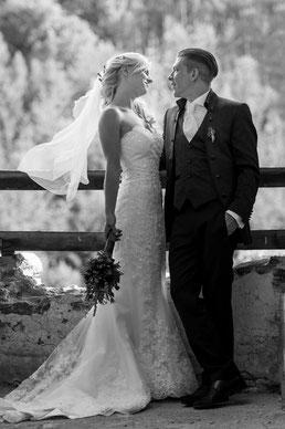 Hochzeit JENNY und DAVID - Juli 2017