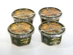 Steirische Kürbisknabberkerne in 4 verschiedenen Geschmacksrichtungen