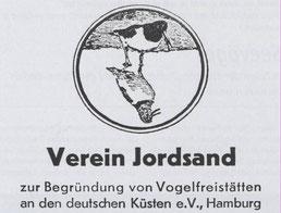 """Der Austernfischer ist seit 1931 """"Markenzeichen"""" des Vereins Jordsand. (Foto: Archiv Jordsand)"""