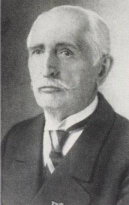 Franz Dietrich - Gründer des Verein Jordsand (Foto: Archiv Jordsand)